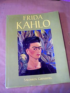 Frida Book Jacket