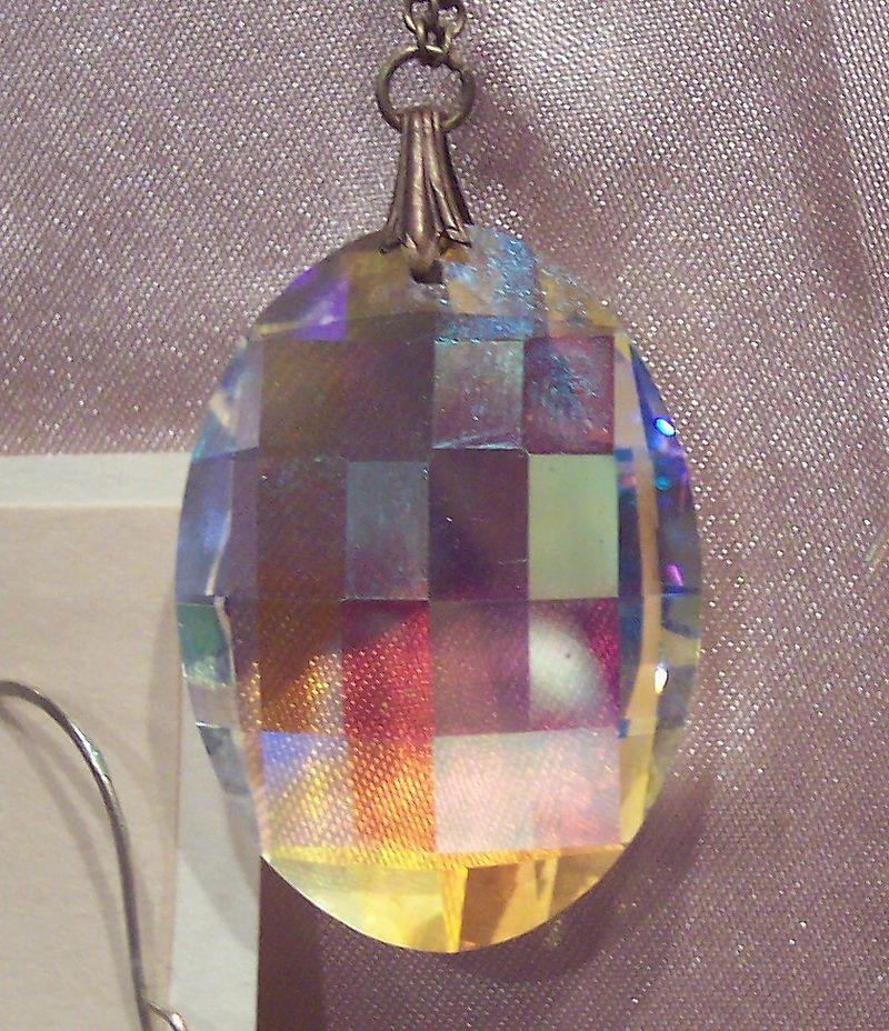 Vintage Crystal Drop