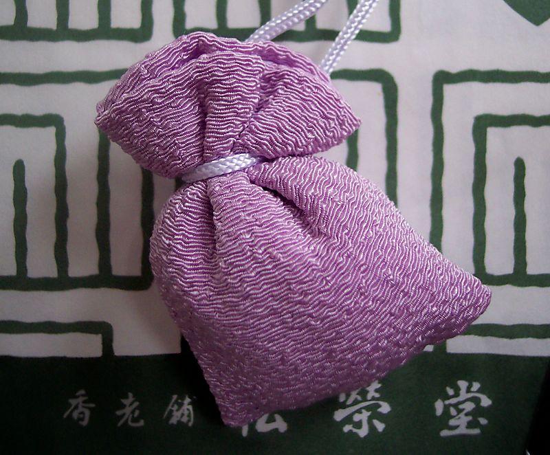 Kimono sachet