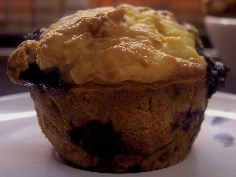 Agave muffin