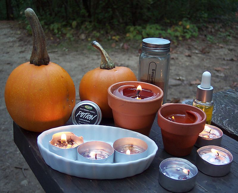 Camping Altar