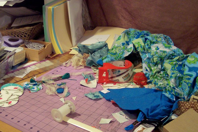 Messy-messy