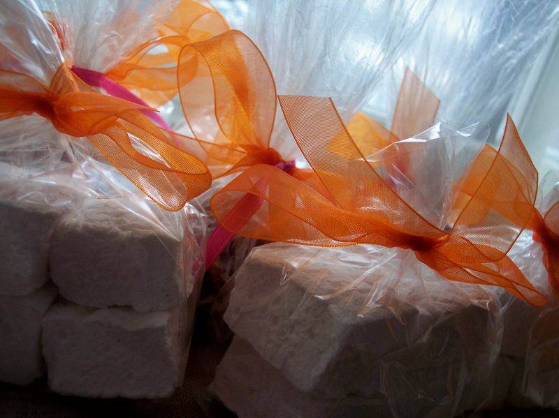 Handmade Holidays-Marshmallows And Spiced Nuts