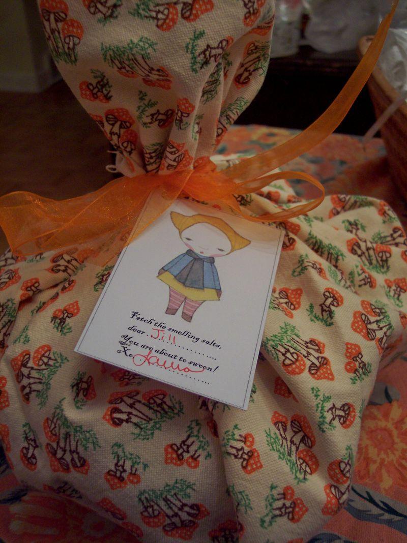 Handmade Holidays-Wrappings 2