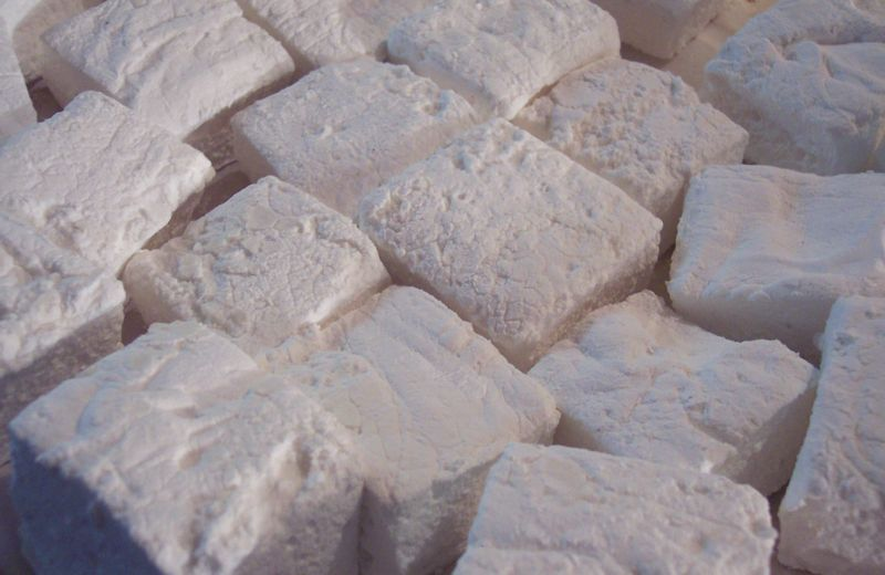 Handmade Holidays Orange Marshmallows