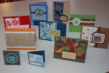 Dawne's cards too