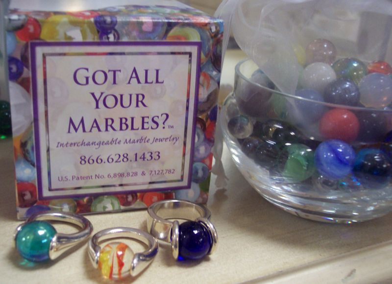 Suite 116 DePere WI- Got All Your Marbles Jewelry