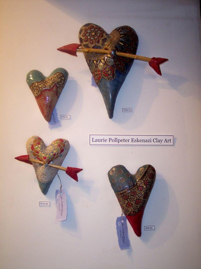 Suite 116 DePere WI- Laurie PollpeterEskenazi Clay Art