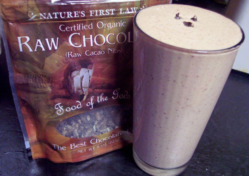 Organic Sugar-Free (NATURALLY) Breakfast Smoothie