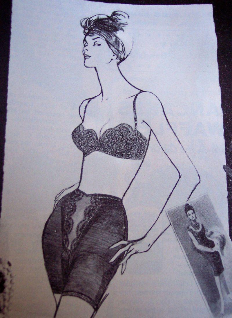 1961 McCalls Girdles 2