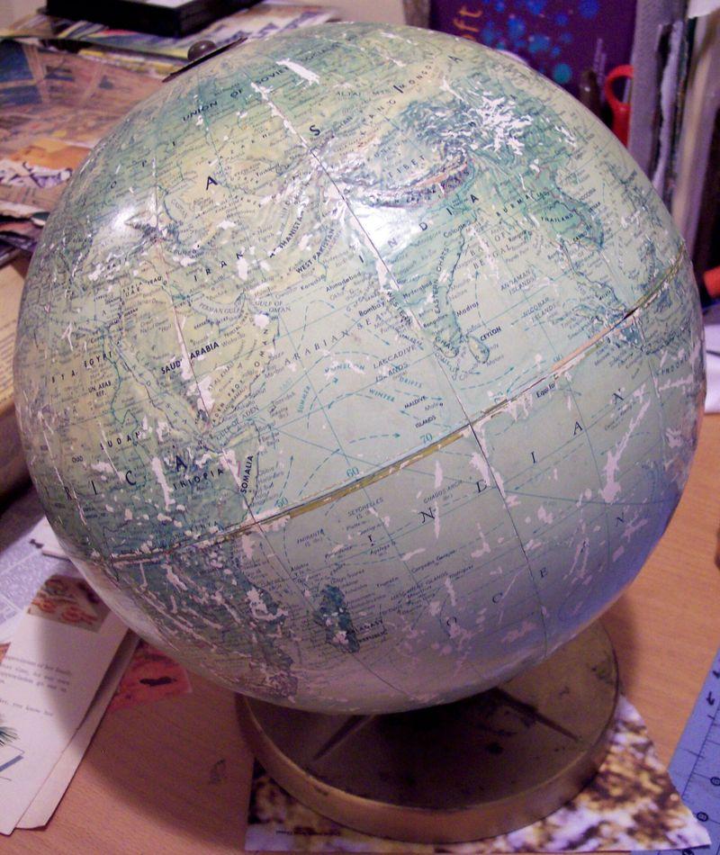 Vintage Globe 1