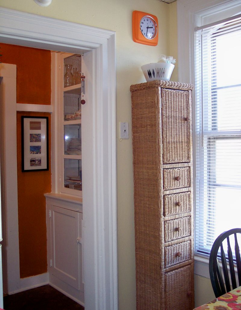 Little Orange Pantry