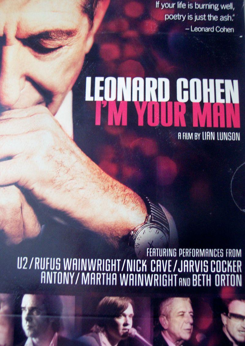 Leonrad Cohen B-day Gift