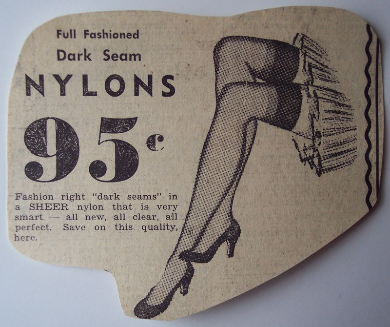 Nylons stickers