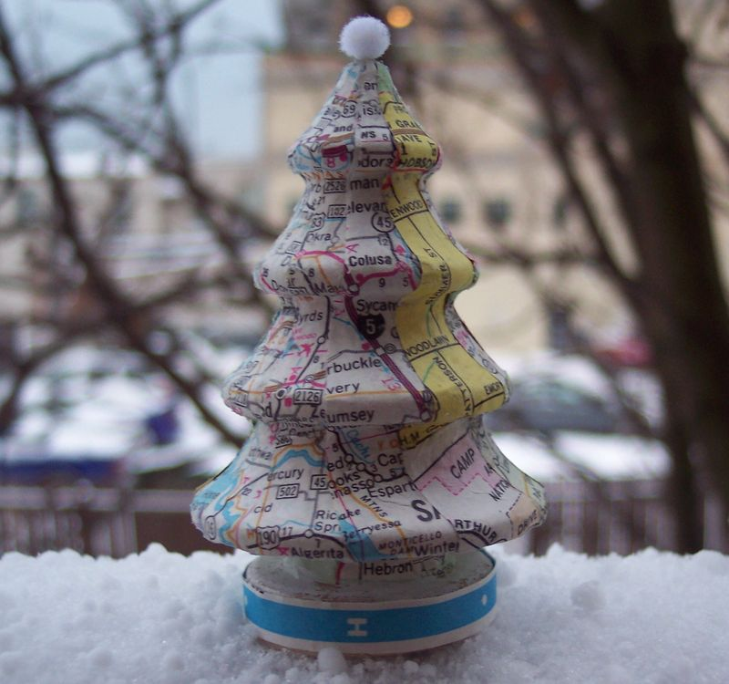 MINI MAP TREE OUTSIDE
