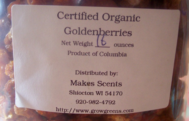 Goldenberry